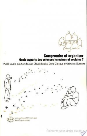 Affiche Comprendre et organiser