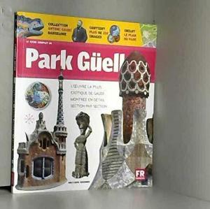 Affiche Park Güell