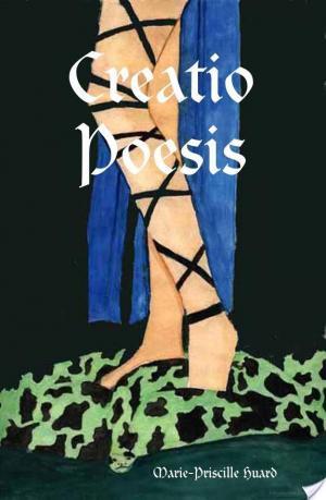 Affiche Creatio poesis : recueil de poésie