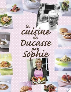 Affiche La Cuisine de Ducasse par Sophie