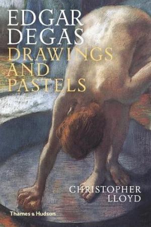 Affiche Edgar Degas : drawings and pastels