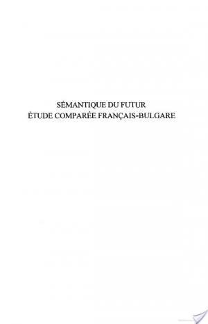 Affiche SÉMANTIQUE DU FUTUR