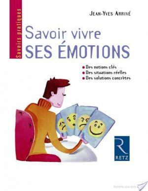 Affiche Savoir vivre ses émotions
