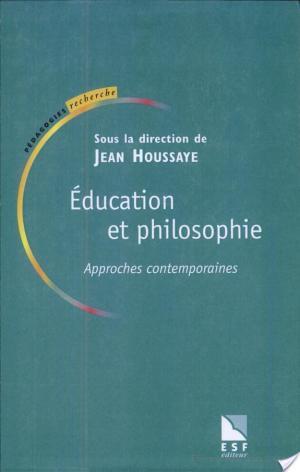 Affiche Education et philosophie