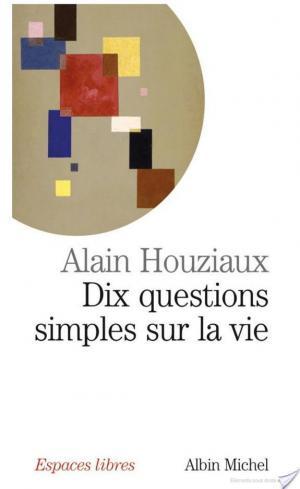 Affiche Dix questions simples sur la vie