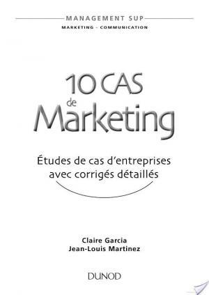 Affiche 10 cas de Marketing
