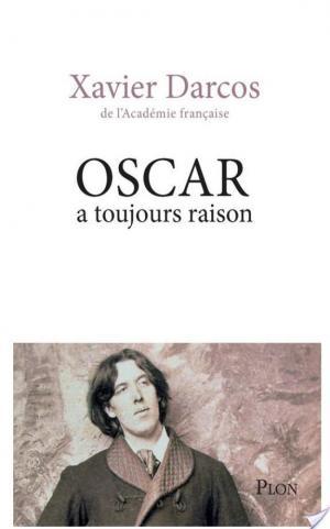 Affiche Oscar a toujours raison