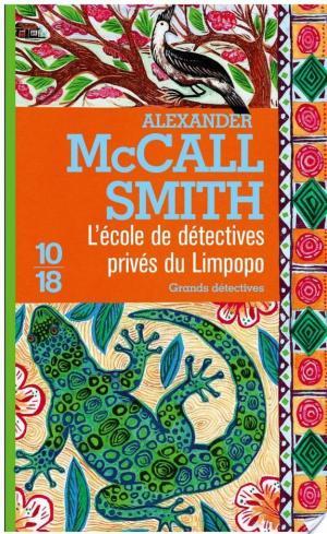 Affiche L'École de détectives privés du Limpopo