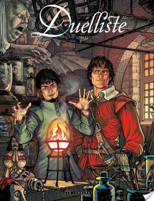 Affiche Duelliste - Tome 2 - De Verre et d'acier