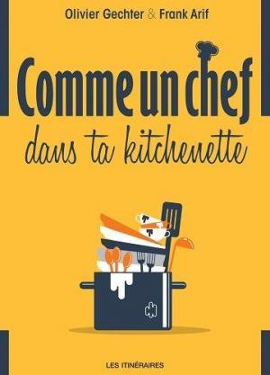 Affiche Comme un chef dans ta kitchenette