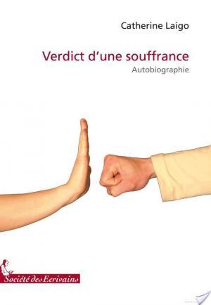 Affiche Verdict d'une souffrance