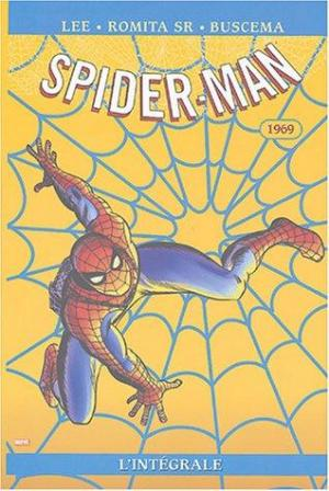 Affiche Spider-Man l'Intégrale : 1969