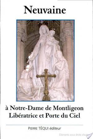 Affiche Neuvaine à Notre Dame de Montligeon