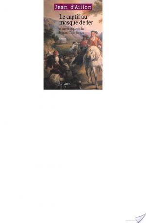 Affiche Le Captif au masque de fer et autres enquêtes du brigand Trois-Sueurs