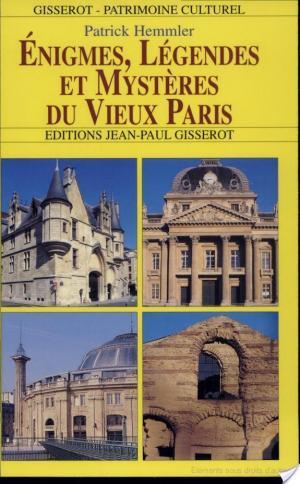 Affiche Énigmes, légendes et mystères du vieux Paris