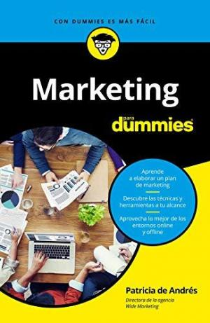 Affiche Marketing para Dummies