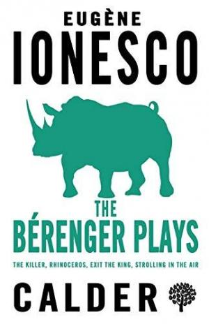 Affiche The Berenger Plays: The Killer, Rhinoceros, Exit the King, A Stroll in the Air