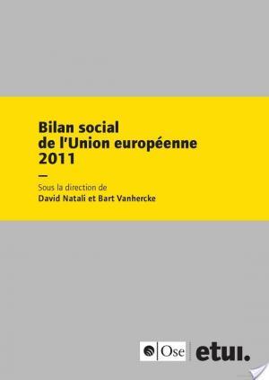 Affiche Bilan social de l'Union européenne 2011
