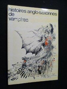 Affiche Histoires anglo-saxonnes de vampires