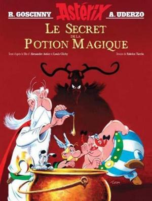 Affiche ASTERIX - Le secret de la potion magique