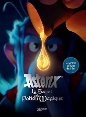 Affiche Astérix - Le secret de la potion magique/Grand Album du film