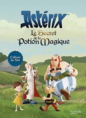 Affiche Astérix - Le secret de la potion magique Album du film