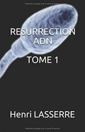Affiche RESURRECTION ADN  TOME 1