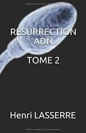 Affiche RESURRECTION ADN TOME 2