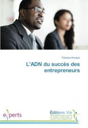 Affiche L'ADN du succes des entrepreneurs