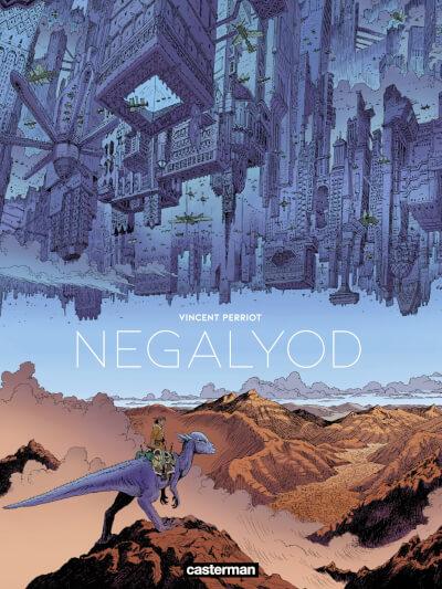 Affiche Negalyod