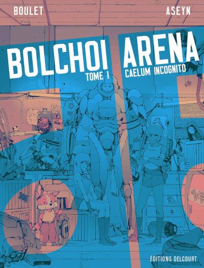 Affiche Bolchoi Arena
