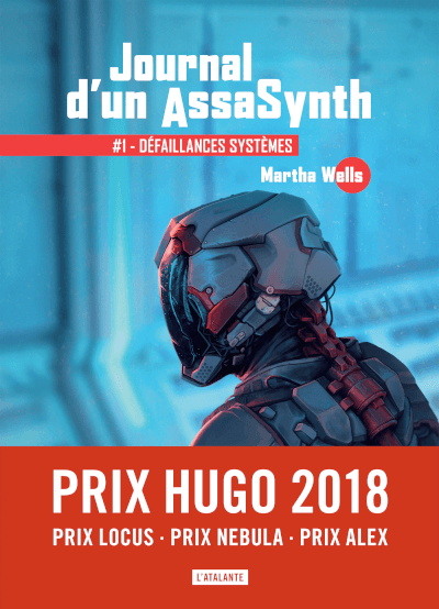 Affiche Journal d'un AssaSynth, Tome 1 : Défaillances systèmes