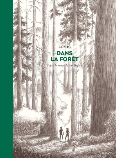 Affiche Dans la forêt