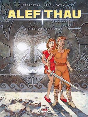 Affiche Alef-Thau - Tome 2