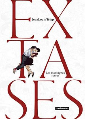 Affiche Extases - Tome 2