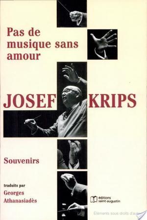 Affiche Josef Krips