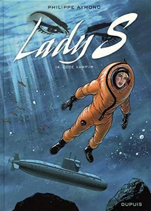Affiche Lady S. - Tome 14
