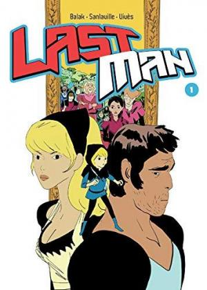 Affiche Lastman - Tome 1