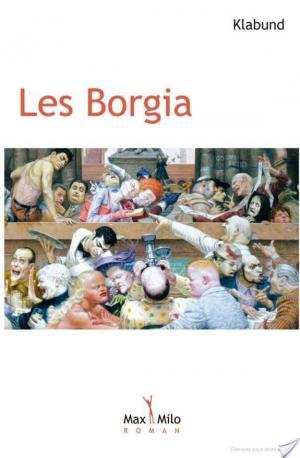 Affiche Les Borgia