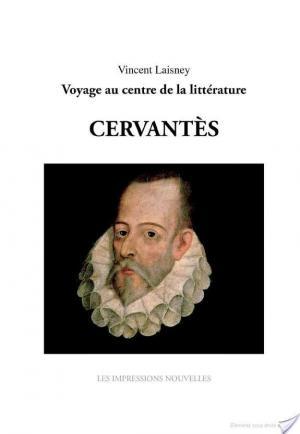 Affiche Sept génies : Cervantès