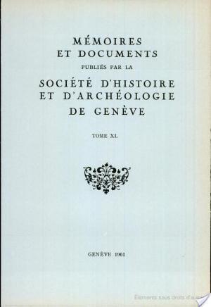 Affiche Memoires et Documents