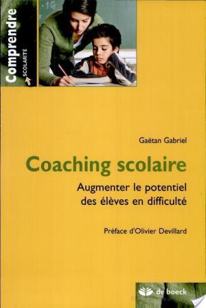Affiche Coaching scolaire