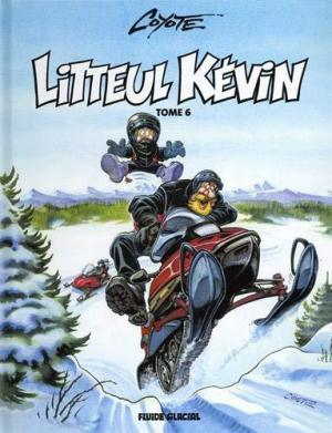 Affiche Litteul Kevin - Tome 6