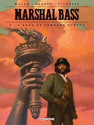 Affiche Marshal Bass - Tome 5