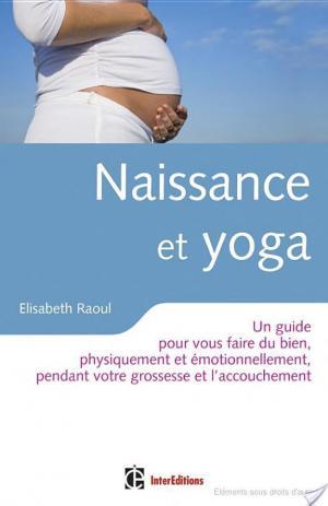 Affiche Naissance et yoga