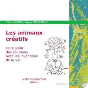 Affiche Les animaux créatifs