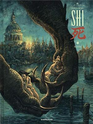 Affiche Shi - Tome 4