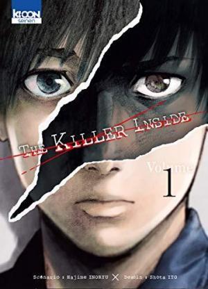 Affiche The Killer Inside - Tome 1