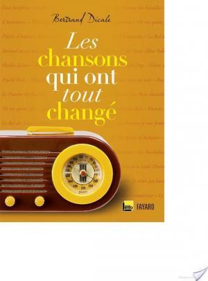 Affiche Les chansons qui ont tout changé