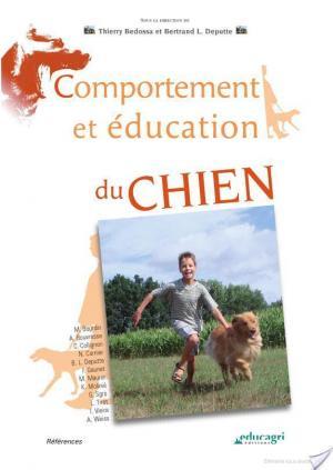 Affiche Comportement et éducation du chien